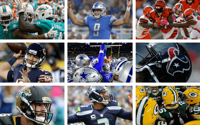 Ranking every NFL uniform from best to worst - Vintage Detroit ...